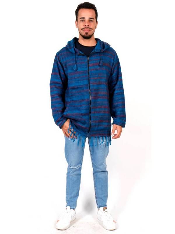 Sudaderas y Abrigos - Chaqueta Hippie Étnica de lana CHEV83 para comprar al por Mayor o Detalle en la categoría de Ropa Hippie para Hombre