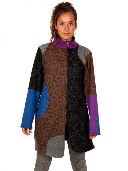 Abrigo alternativo multi estampado. Abrigo de algodón con diseño Comprar - Venta Mayorista y detalle