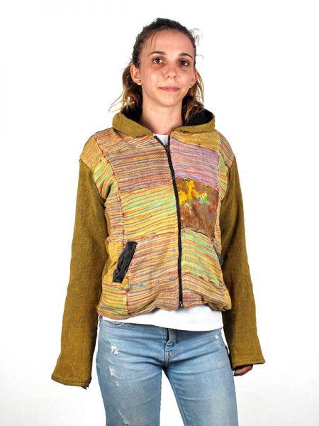 Sudaderas chicas - Sudadera de punto hippie [CHHC37] para comprar al por mayor o detalle  en la categoría de Ropa Hippie Alternativa para Mujer.