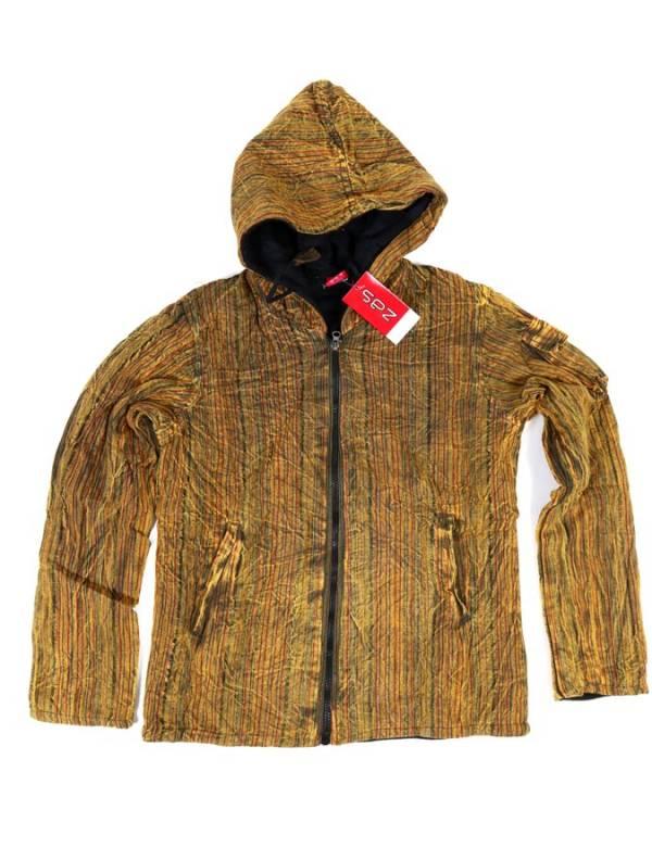 Chaqueta de invierno de rayas lavada a la piedra - M201 Comprar al mayor o detalle