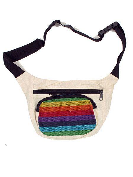Riñonera hippie multicolor Comprar - Venta Mayorista y detalle