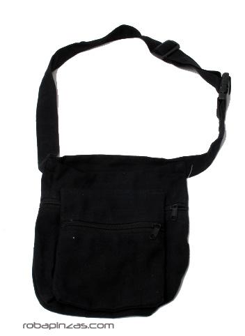Bolso para el cinto y/o hombro, doble bolsillo, regulable con cierre Comprar - Venta Mayorista y detalle