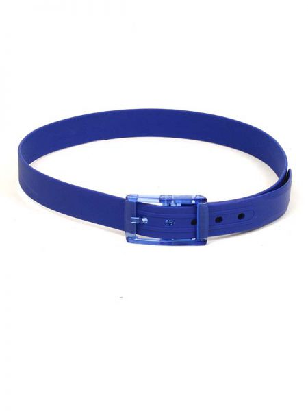 Cinturón silicona de colores ajustable CISI01 para comprar al por mayor o detalle  en la categoría de Complementos Hippies Étnicos Alternativos.