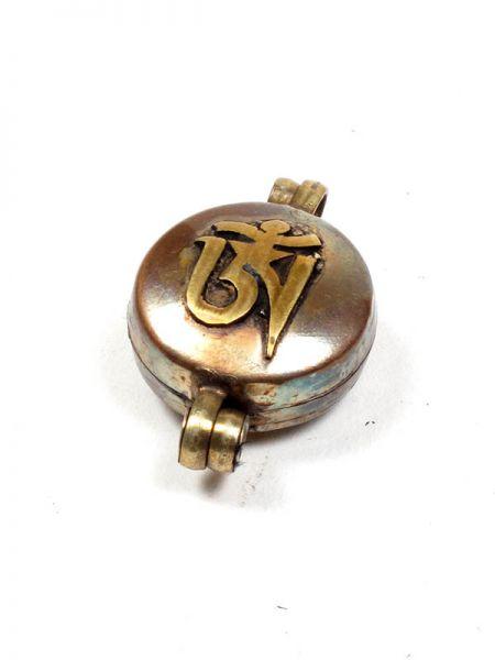 Colgante caja secreta tibetana - Comprar al Mayor o Detalle