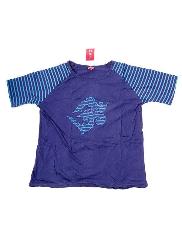 Camisetas T-Shirts - Camiseta de manga corta con CMEV11 - Modelo Azul