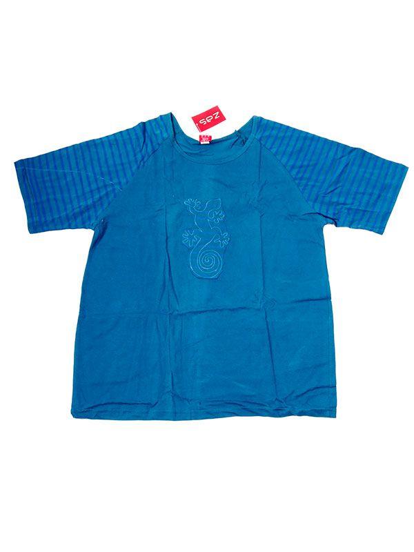 Camisetas T-Shirts - Camiseta de manga corta con CMEV13 - Modelo Azul