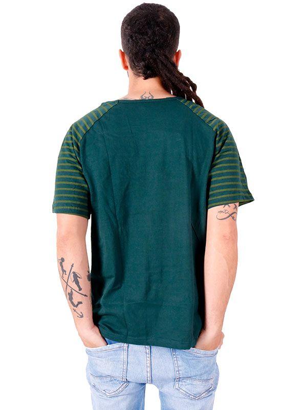 Camiseta Espiral Gecko - Detalle Comprar al mayor o detalle