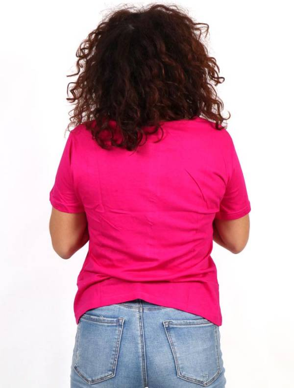 Camiseta de algodón básica - Detalle Comprar al mayor o detalle