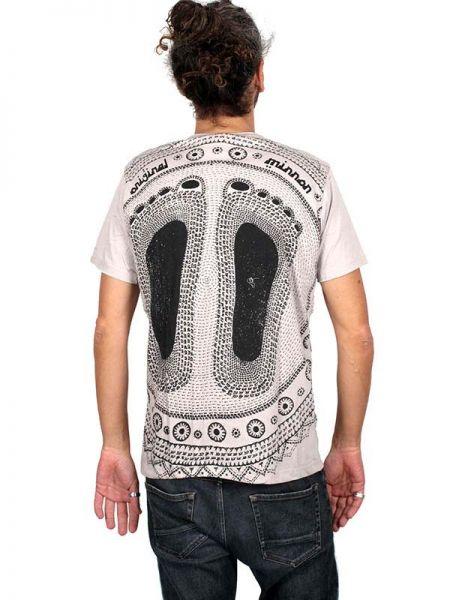 Camiseta Mirror, algodón estampado delante y detrás Comprar - Venta Mayorista y detalle