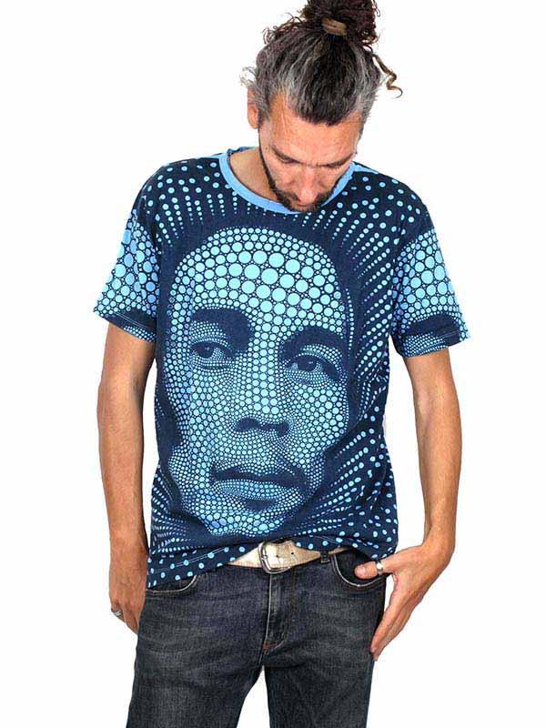 Camiseta Bob Marley Mirror. Comprar - Venta Mayorista y detalle