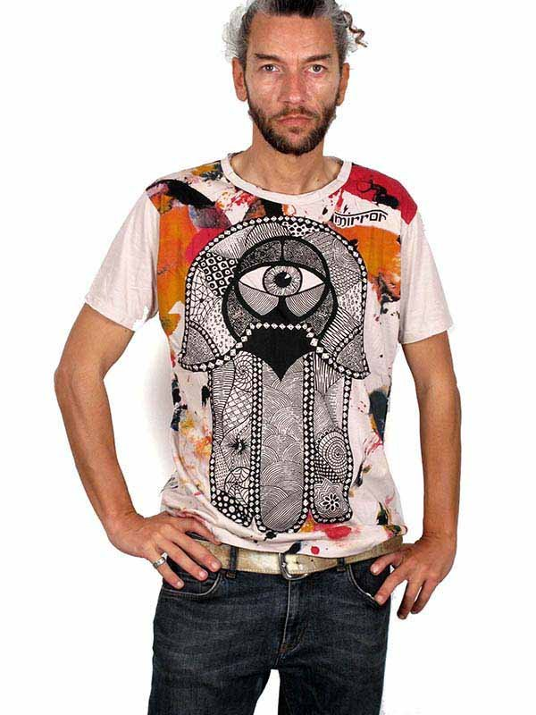 Camiseta Mirror Mano de Fátima Comprar - Venta Mayorista y detalle