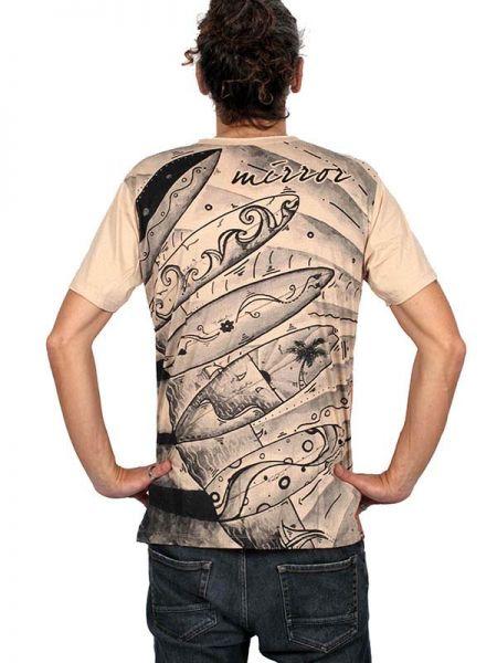 Camiseta Mirror Tablas de Surf - Detalle Comprar al mayor o detalle