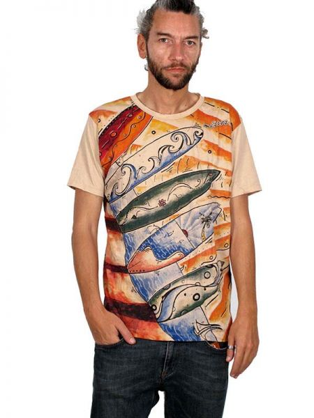 Camisetas T-Shirts - Camiseta algodón de CMMI19.
