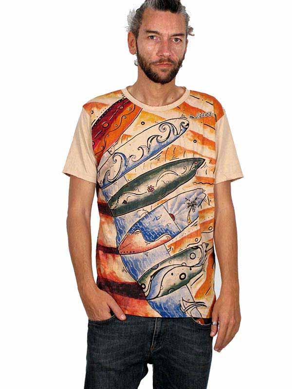 Camiseta Mirror Tablas de Surf Comprar - Venta Mayorista y detalle