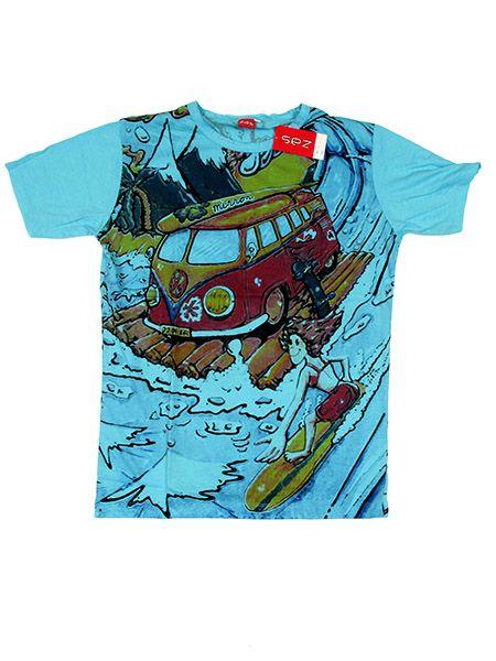Camiseta Mirror Volks Skate Surf [CMMI20] para Comprar al mayor o detalle