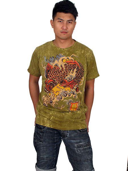 Camiseta No Time Dragón Tatoo Comprar - Venta Mayorista y detalle