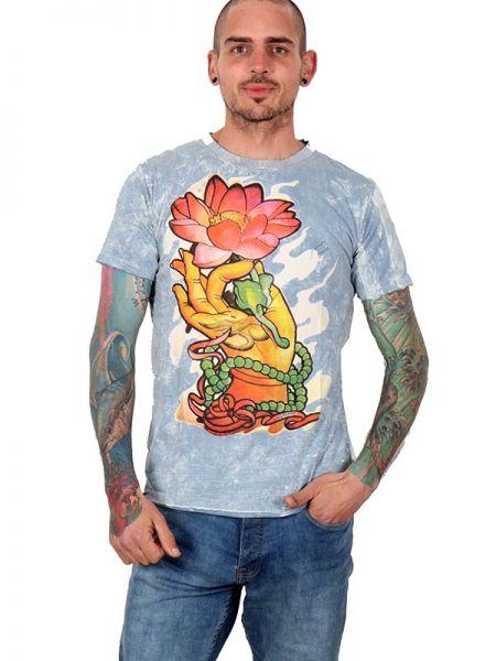 Camiseta No Time Mano oriental Loto Comprar - Venta Mayorista y detalle