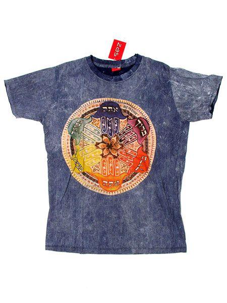 Camiseta NoTime Mano de Fátima Mandala Comprar - Venta Mayorista y detalle
