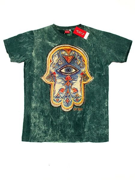 Camiseta NoTime Mano Ojo [CMNT13] para Comprar al mayor o detalle