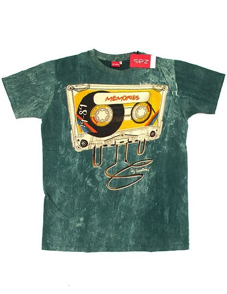 Camiseta NoTime Cassette Retro Memories para Comprar al mayor o detalle