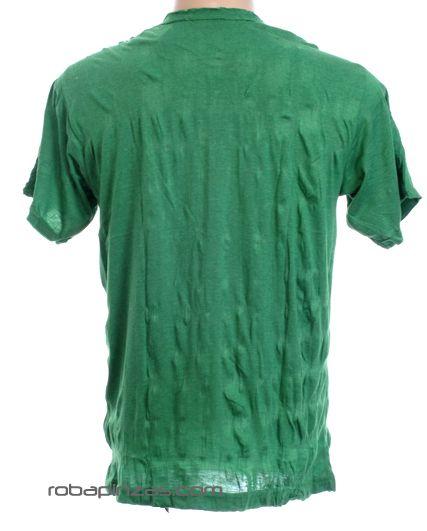 Camiseta TREE algodón arrugado Comprar - Venta Mayorista y detalle