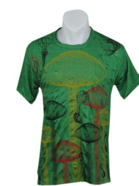 Camiseta MUSHROM, algodón arrugado Comprar - Venta Mayorista y detalle