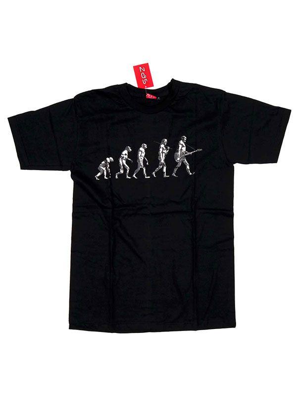 Camiseta Guitar Evolution [CMSE07] para Comprar al mayor o detalle