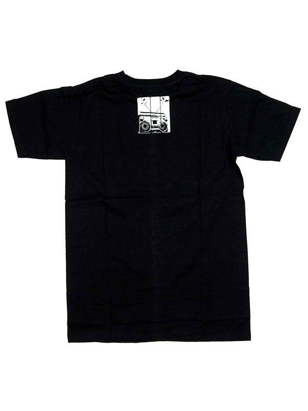 Camisetas T-Shirts - Radio cassete, camiseta algodón CMSE12.