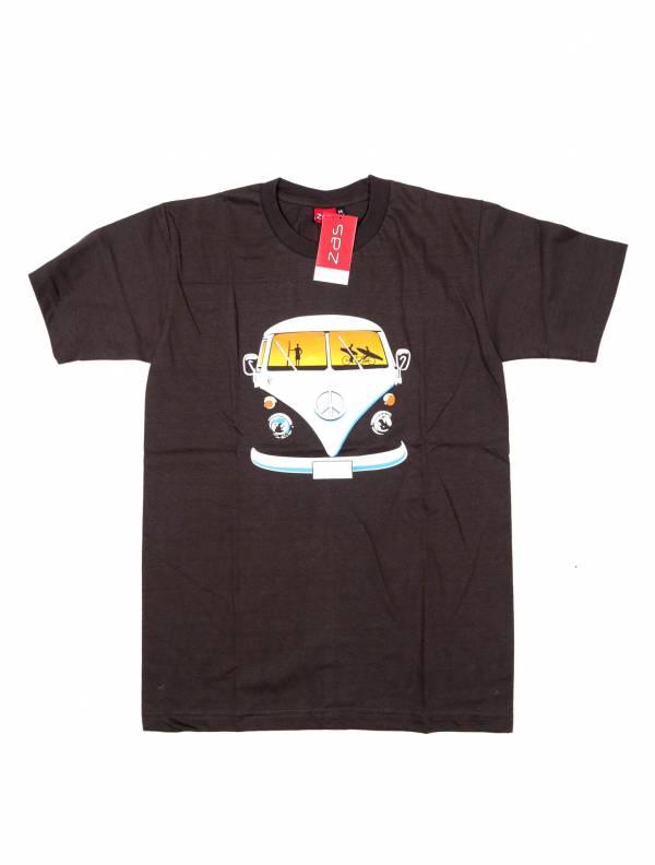 Volkswagen, camiseta - Gris Comprar al mayor o detalle