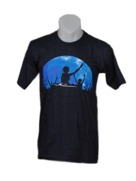 Camiseta dj moon de algodón Comprar - Venta Mayorista y detalle