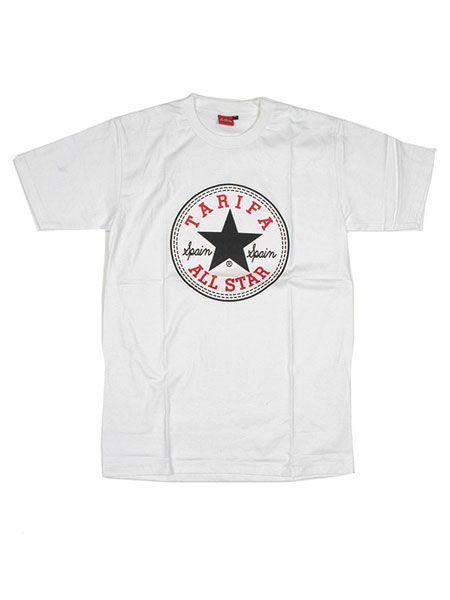 Camisetas T shirts - Camiseta Tarifa all stars [CMSE27] para comprar al por mayor o detalle  en la categoría de Ropa Hippie Alternativa para Hombre.