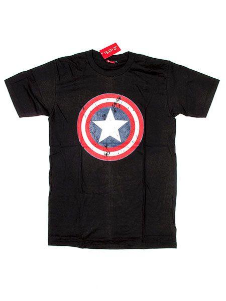 Camiseta Capitán América Comprar - Venta Mayorista y detalle