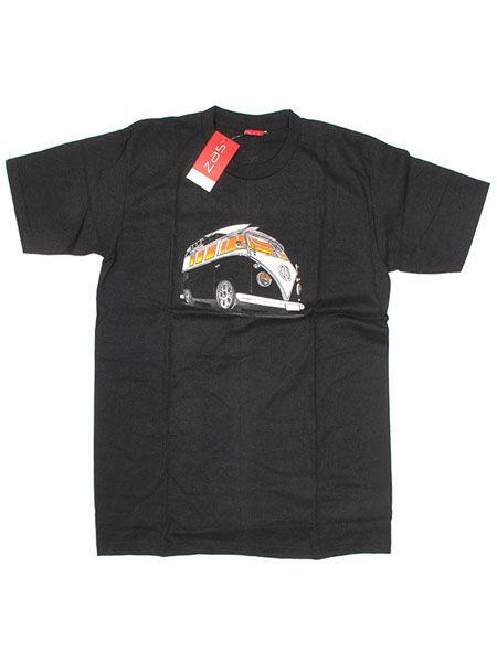 Camisetas T-Shirts - Camiseta de manga corta de CMSE37 - Modelo Negro