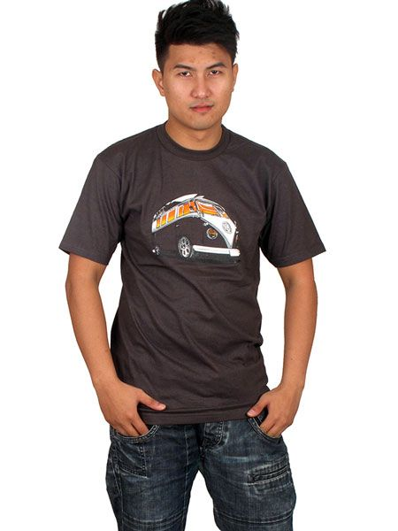 Camisetas T-Shirts - Camsieta Volkswagen Surfer CMSE37 para comprar al por Mayor o Detalle en la categoría de Ropa Hippie Alternativa para Hombre