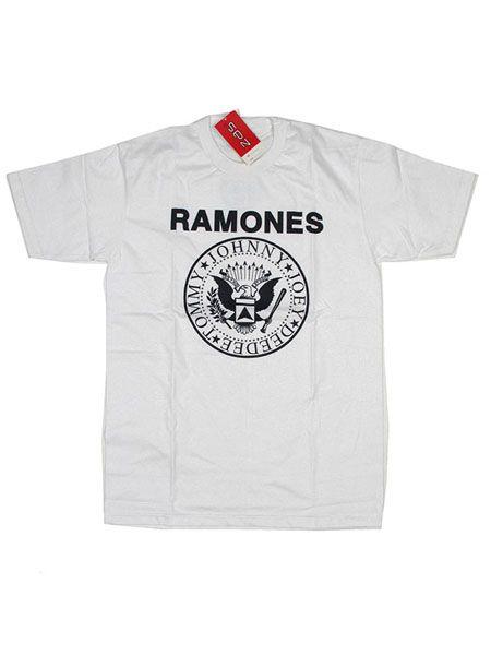 Camisetas T shirts - Camiseta Ramones [CMSE40] para comprar al por mayor o detalle  en la categoría de Ropa Hippie Alternativa para Hombre.