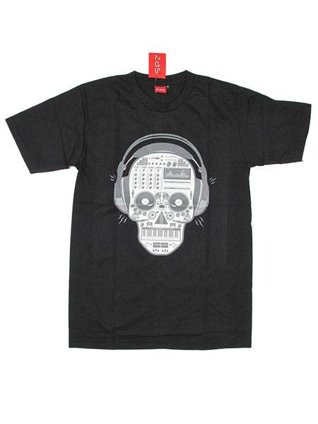 Camiseta Music Fanatic Skull Comprar - Venta Mayorista y detalle