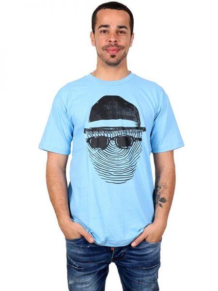 Camiseta de manga corta de algodón estampado tactil masc con Comprar - Venta Mayorista y detalle