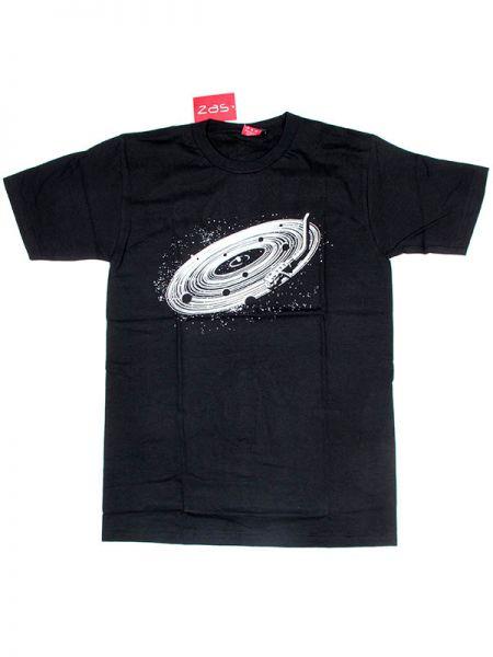 Camiseta de manga corta de algodón estampado sideral vinile. Comprar - Venta Mayorista y detalle