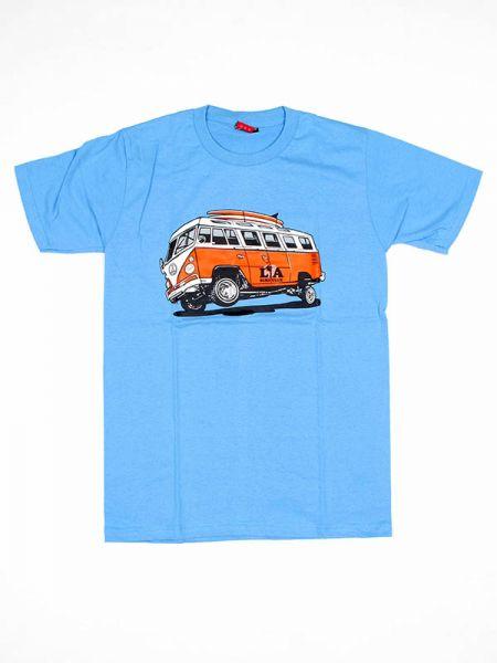 Camiseta vw la CMSE58 para comprar al por mayor o detalle  en la categoría de Ropa Hippie Alternativa para Hombre.