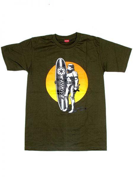 Camiseta Star war surfer [CMSE59] para Comprar al mayor o detalle