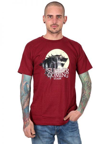 Camiseta Summer Coming CMSE63 para comprar al por mayor o detalle  en la categoría de Ropa Hippie Alternativa para Hombre.