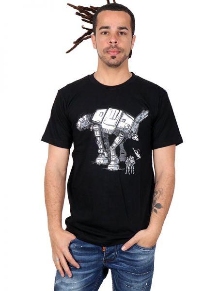 Camisetas T shirts - Camiseta Star Shit [CMSE65] para comprar al por mayor o detalle  en la categoría de Ropa Hippie Alternativa para Hombre.