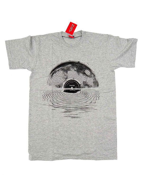 Camiseta Vinilo waves Comprar - Venta Mayorista y detalle
