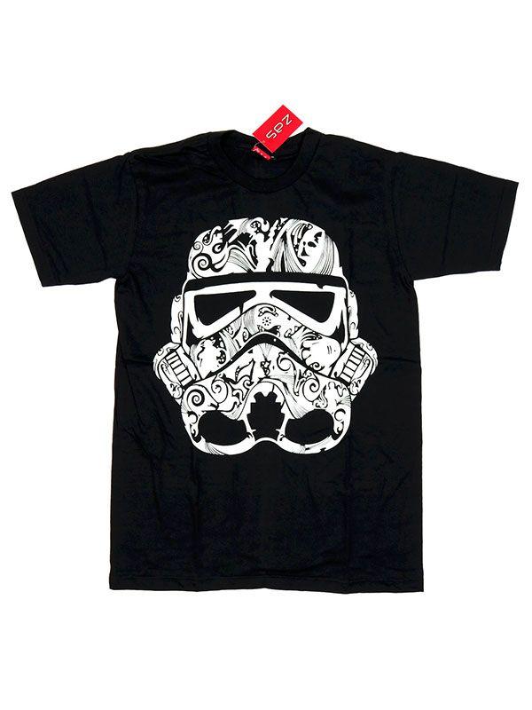 Camisetas T shirts - Camiseta Stars war Imperial Soldier [CMSE72] para comprar al por mayor o detalle  en la categoría de Ropa Hippie Alternativa para Hombre.