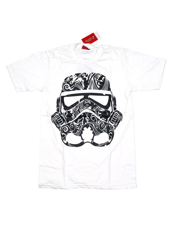 Camiseta Stars war Imperial Soldier - Blanco Comprar al mayor o detalle