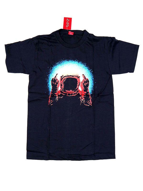 Camiseta Fuck u Astronaut [CMSE75] para Comprar al mayor o detalle