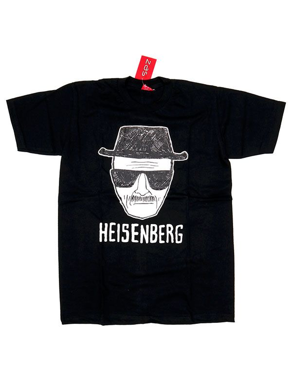 Camiseta Heisenberg [CMSE77] para Comprar al mayor o detalle