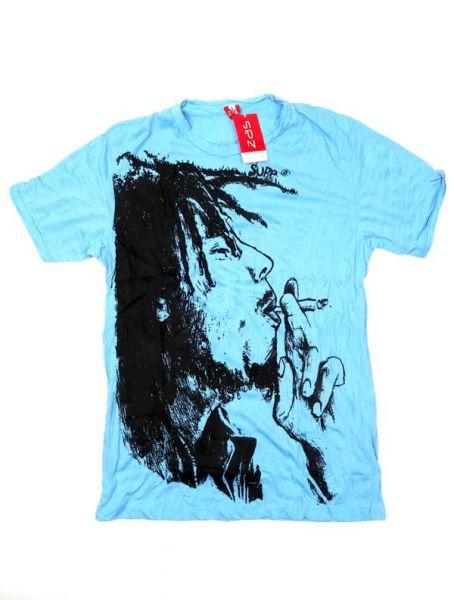 Camiseta SURE Bob Marley CMSU10 para comprar al por mayor o detalle  en la categoría de Ropa Hippie Alternativa para Hombre.