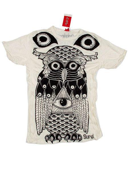 Camiseta SURE buho [CMSU15] para Comprar al mayor o detalle