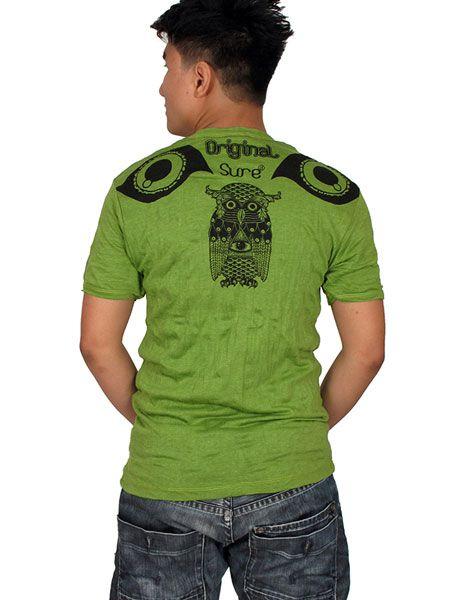 Camiseta SURE buho - Detalle Comprar al mayor o detalle
